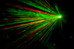 Laser Foto de Stock Royalty Free