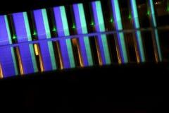 Laser royalty-vrije stock afbeelding