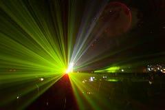 Laser royalty-vrije stock fotografie