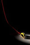 Laser Beam Royalty Free Stock Photo