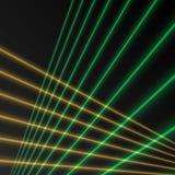 Laser beam background Royalty Free Stock Image
