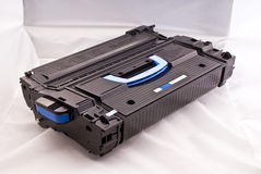 Laser cartridge with blue handle Stock Photography