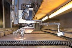 Laser cutter Stock Photos
