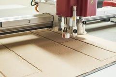 Laser cutting machine. Izmir Turkey Stock Photos