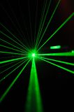 Laser de disco Images stock
