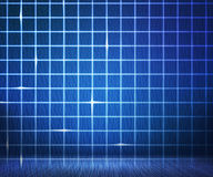 Laser Digital Wall Background Stock Images
