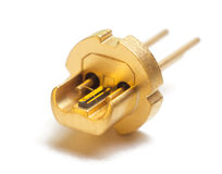 Laser diode Royalty Free Stock Photography