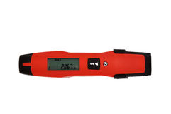 Laser distance meter Royalty Free Stock Photo