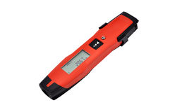 Laser distance meter Royalty Free Stock Image