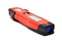 Laser distance meter Royalty Free Stock Photos