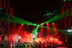 Laser drumming