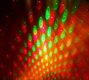 Laser extravaganza Stock Photography