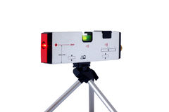 Laser-Hilfsmittel Lizenzfreie Stockbilder