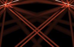 Laser-Hintergrund Lizenzfreies Stockbild