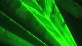 Laser Light 2 stock video