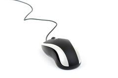 Laser-Maus mit dem Netzkabel getrennt. Lizenzfreies Stockfoto