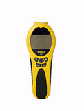 Laser measure. A laser tape measure and buttons Royalty Free Stock Image