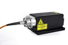 Laser-Modul Lizenzfreies Stockfoto