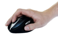 Laser mouse Stock Images