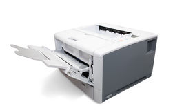Laser office printer Royalty Free Stock Images