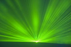 Laser-Party lizenzfreies stockbild