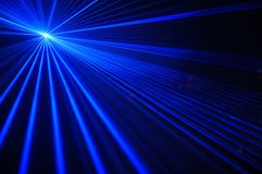 Laser-Party stockfoto