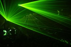 Free Laser Party Royalty Free Stock Image - 5562556