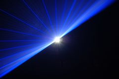 Laser party royalty free stock images