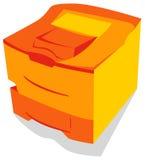 Laser Printer Stock Image