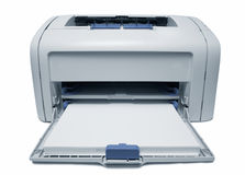 Laser printer Stock Images