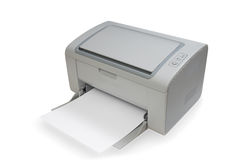 Laser printer Samsung Stock Photo