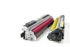 Laser printer toner Royalty Free Stock Image