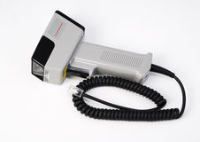 Laser scanner Stock Photo