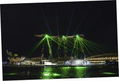 Laser show Royalty Free Stock Photos