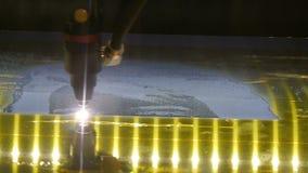 Laser som sintrar maskinen för metall printingmetall för skrivare 3D industriell rotation arkivfilmer