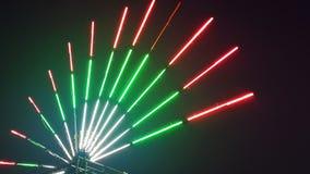 Laser swords Stock Image