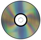 Laserdisc Stock Photo