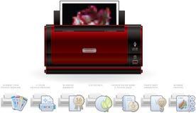 LaserJet Printer Stock Images