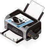 LaserJet Printer Royalty Free Stock Photography