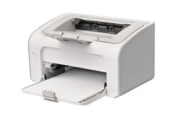 Laserprinter Stock Afbeelding
