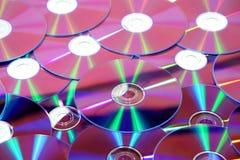 Laserscheibe Stockfoto