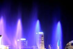 Lasershow, Σιγκαπούρη στοκ φωτογραφίες με δικαίωμα ελεύθερης χρήσης