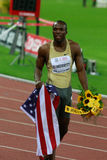 Lashawn Merritt Royalty Free Stock Photos