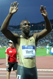 LaShawn Merritt Royalty Free Stock Photo
