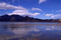 Lashi lake Stock Images