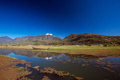 Lashihai See, Yunnan Lizenzfreies Stockfoto