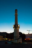 Lasipalatsi Clock Tower Royalty Free Stock Photography