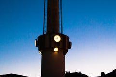 Lasipalatsi Clock Tower Stock Photos