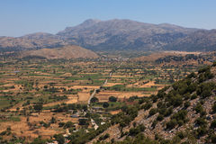 Lasithi Plateau Stock Photography