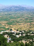 Lasithi Plateau Royalty Free Stock Images